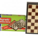Satranç Dama Oyunu